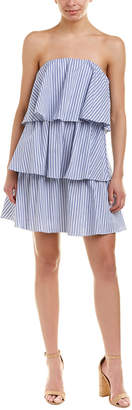 Do & Be DO+BE Do+Be Tiered Shift Dress