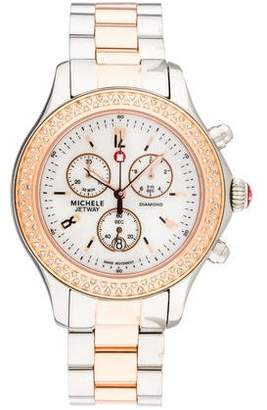 Michele Jetway Watch