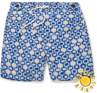 Frescobol Carioca Boys Ages 2 - 8 Ipanema Printed Swim Shorts