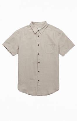rhythm Apartment Short Sleeve Button Up Shirt