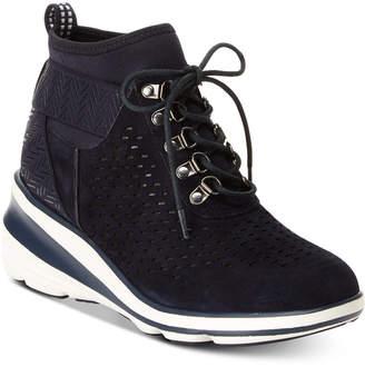 Jambu Offbeat Encore Sneaker Wedges Women's Shoes