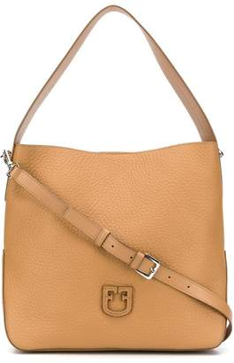 Furla logo hobo bag