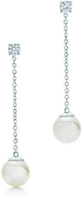 Tiffany & Co. SignatureTM Pearls drop earrings