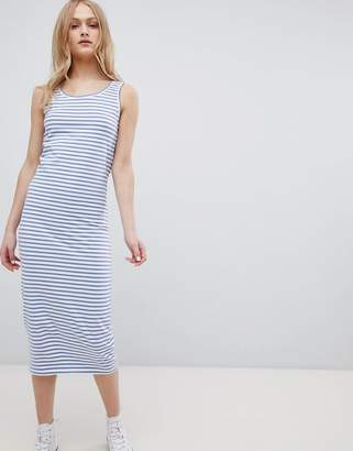 Blend She Jemima Striped Sleeveless Dress