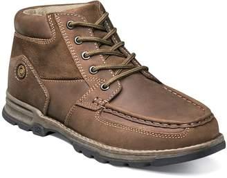 Nunn Bush Pershing Men's Moc Toe Casual Boots