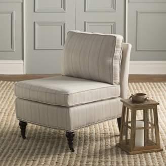 August Grove Armless Slipper Chair
