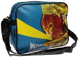 Dunlop Music Messenger Bag Luggage Storage Carry Shoulder Strap Accessories