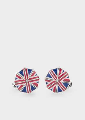 Paul Smith Men's 'Union Jack' Umbrella Cufflinks