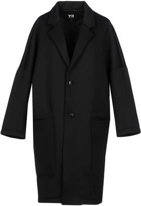 Y-3 Overcoats - Item 41790544UL