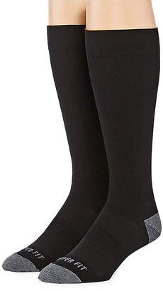 COPPER FIT Copper Fit 2 Pair Compression Socks - Men's