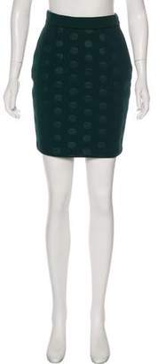 Stella McCartney Polka Dot Mini Skirt