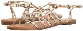 Report - Genny Women's Sandals $39 thestylecure.com