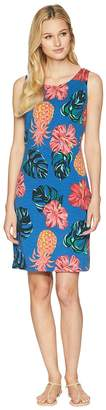 Tommy Bahama Pina Cool-Ada Scoop Back Dress Women's Dress