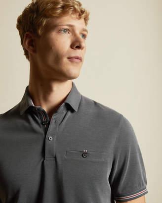 Ted Baker EARBUS Short sleeved polo shirt