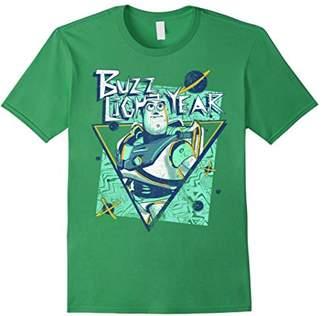 Disney Toy Story Buzz Lightyear Retro Graphic T-Shirt