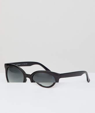 A. J. Morgan Aj Morgan Round Sunglasses In Black