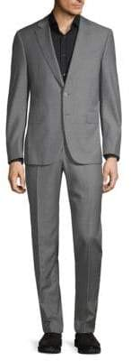 Canali Two-Button Wool Suit