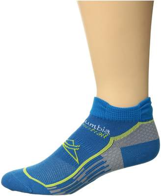 Columbia Trail Running Nilit Breeze Lightweight Low Cut Socks 1-Pack Low Cut Socks Shoes