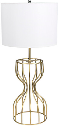 Noir Perry Table Lamp