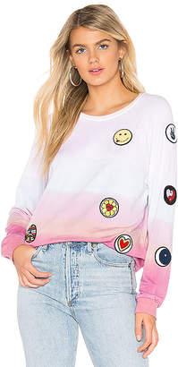 Lauren Moshi Noleta Vintage Pullover