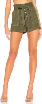 Pam & Gela Pleat Front Shorts