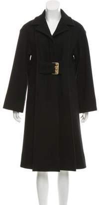 Chanel Paris-Byzance Wool Coat