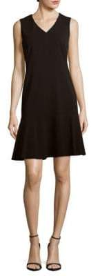 Calvin Klein Sleeveless Drop-Waist Dress