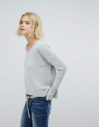 Hollister Chenille Knit Jumper