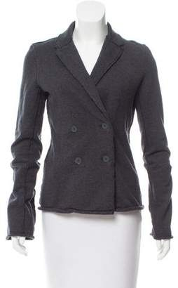 Alexander Wang Double-Breasted Knit Blazer