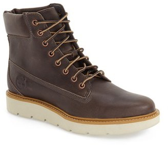 Women's Timberland 'Kenniston' Lace-Up Boot $139.95 thestylecure.com