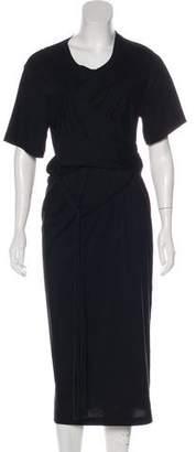 Proenza Schouler Short Sleeve Midi Dress w/ Tags