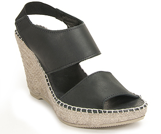 Andre Assous - Reese - Wedge Espadrille $179 thestylecure.com