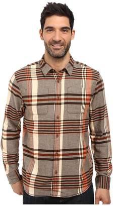 Prana Delaney Flannel Men's Clothing