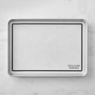 Williams-Sonoma Williams Sonoma Natural Half-Sheet Pan & Nonstick Half-Sheet Baking Mat Set