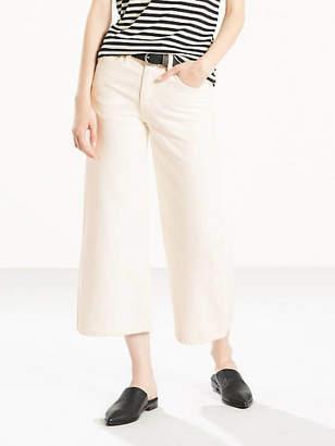 Levi's The Wide-Leg Culotte Jeans