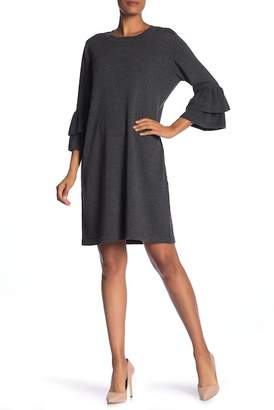 Nine West Bell Sleeve Sweater Dress