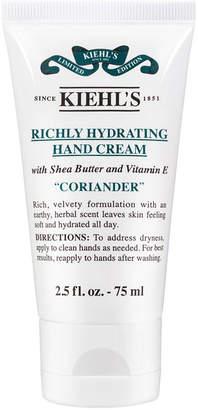 Kiehl's Coriander Hand Cream 75ml