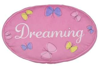 Factory Dream Sweet Butterfly Dreaming Decorative Pillow Mul