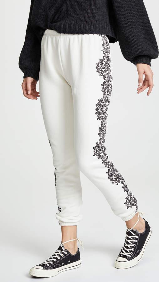 Chantilly Lace Knox Pants
