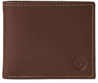 Timberland Brown Smooth Leather Hunter Passcase