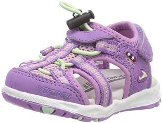 Viking Unisex Kids' Thrill Athletic Sandals Purple Size: