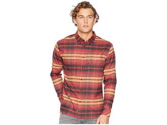 Quiksilver Waterman Thermo Hyper Flannel II Long Sleeve Shirt