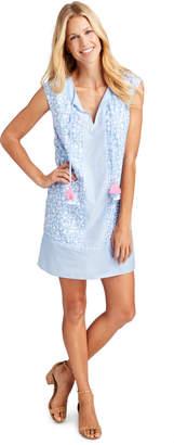 Vineyard Vines Otomi Border Vineyard Tunic Dress