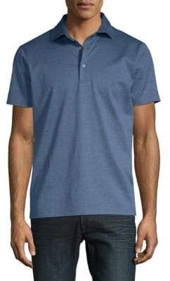 Stampd Classic Cotton Jersey Polo