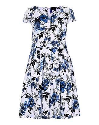 Izabel London Curve Plus Size Dress