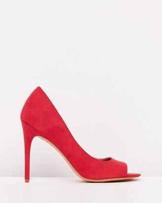 Spurr ICONIC EXCLUSIVE - Ada Peep Toe Pumps