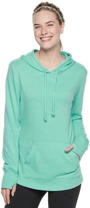 Tek Gear Women's French Terry Thumb Hole Hoodie