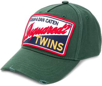 DSQUARED2 Twins baseball cap