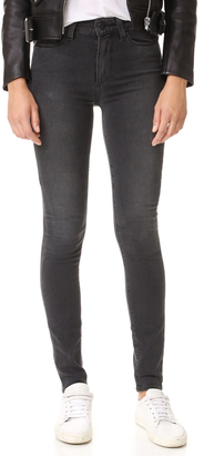PAIGE Hoxton Ultra Skinny Jeans $189 thestylecure.com