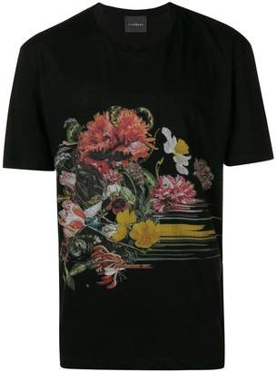 John Richmond printed T-shirt